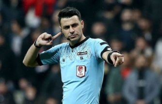 Süper Lig'de 7. hafta maçlarının hakemleri belli oldu