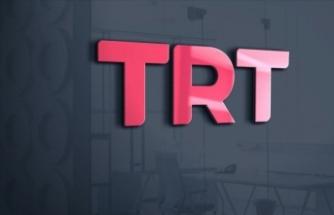 TRT'den özel bir yerde özel bir yayın