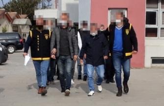 Adana'da firari hükümlülere operasyon