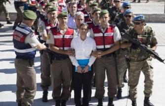 Akıncı Üssü darbe davasında sivil imamlara 79'ar kez ağırlaştırılmış müebbet