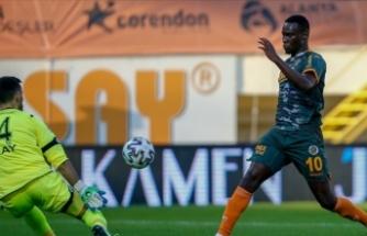 Alanyaspor Konyaspor'u tek golle geçti