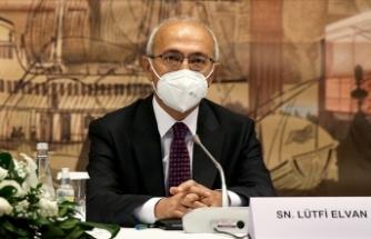 Bakan Elvan: TOBB heyeti ile sonuç odaklı bir toplantı gerçekleştiridik