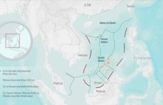 Çin, Malezya kara sularına izinsiz girdi