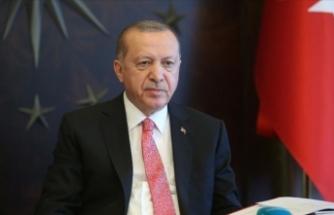 Cumhurbaşkanı Erdoğan, Çad Cumhurbaşkanı Idriss Deby Itno ile telefonda görüştü