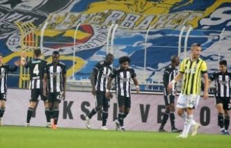 Dev derbinin galibi Beşiktaş!