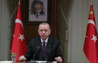 Erdoğan: Kudüs davası 1,8 milyar Müslümanın davasıdır