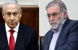 Fahrizade suikastı açıklaması: Dünya İsrail'e teşekkür etmeli