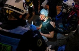 Fransa polisinin son kurbanı Suriyeli gazeteci oldu