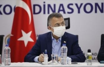 İzmir'de arama kurtarma çalışmaları devam ediyor