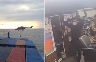 Karaismailoğlu: AB'nin müdahalesi deniz ticaretine karşı tehdittir