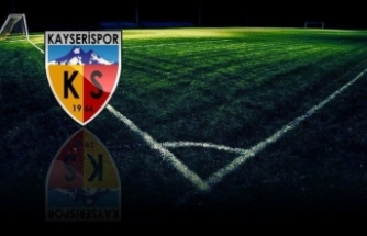Kayserispor'da 2 futbolcunun Kovid-19 testi pozitif