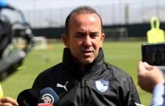 Mehmet Özdilek Büyükşehir Belediye Erzurumspor'dan ayrıldı
