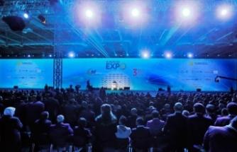 Salgına rağmen 50 ülkeden 400 heyet katıldı