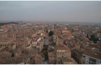 Zaragoza'da Müslüman mezarları bulundu