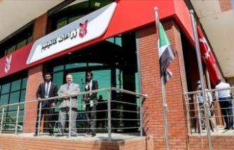 Ziraat Katılım ilk yurt dışı şubesini açtı