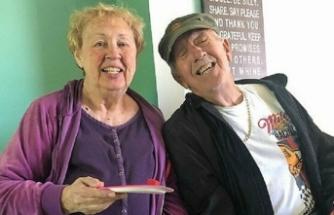 47 yıllık evli çift aynı anda Kovid-19'dan hayatını kaybetti