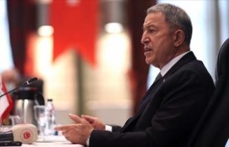 Akar: Karabağı yerli silah sistemlerimizle kurtardık