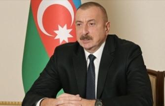 Aliyev'den Türkiye ve Rusya açıklaması