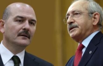 Bakan Soylu Kılıçdaroğlu'na seslendi: Suç duyurusunda bulun