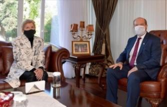 Ersin Tatar: Artık Kıbrıs eski Kıbrıs değil