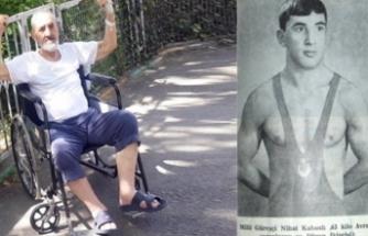 Eski milli güreşçi vefat etti