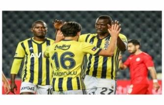 Fenerbahçe istatistikleri altüst etti!