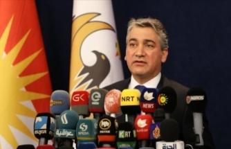 IKBY Hükümet Sözcüsü'nden Sincar açıklaması