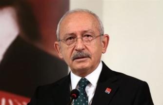 Kılıçdaroğlu'ndan 'siyasi partilere cinsiyet kotası' önerisi