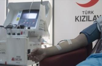 Kızılay açıkladı: Kan bağışları hafta sonu yapılabilecek