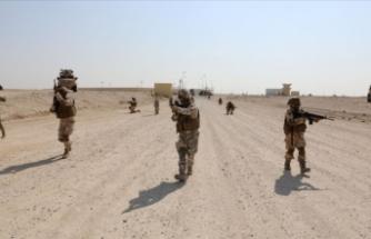 Mehmetçik Katar'da Komando Kolu Eğitimi verdi