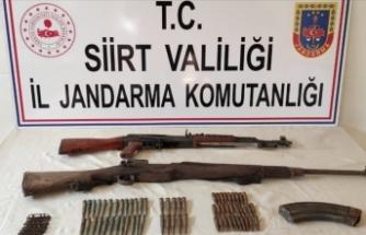 PKK'lı teröristlere operasyon