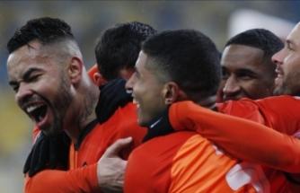 Shakhtar Donetsk Real Madrid'i, Salzburg Lokomotiv Moskova'yı yendi