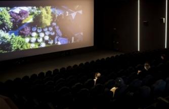 Sinema salonlarına 15 milyonluk destek