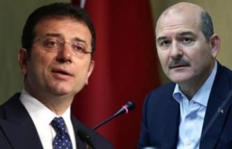 Süleyman Soylu'dan flaş Ekrem İmamoğlu açıklaması!