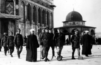 Tarihte bugün (9 Aralık): İngilizlerin işgal ettiği Kudüs, Osmanlı Devleti'nin elinden çıktı