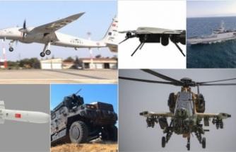 'Teknoloji odaklı ve Ar-Ge temelli savunma sanayii politikası güçlenerek sürecek'