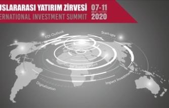 Uluslararası Yatırım Zirvesi'nin tarihi belli oldu
