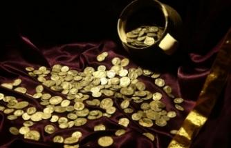Aizonai'de özel koleksiyon sikke bulundu