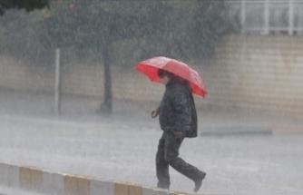 Antalya'da 'çok kuvvetli' yağış bekleniyor