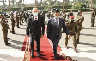 Bakan Akar Bağdat'a teklifle gitti: Kalıcı çözüm için