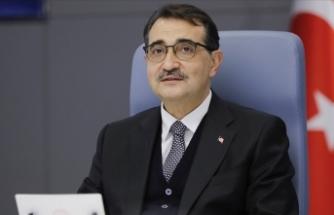 Dönmez'den TANAP açıklaması: Ülkemizin doğal gaz arz güvenliğine katkısı önemli