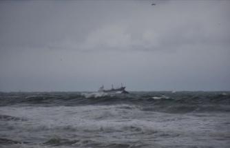 Bartın'da batan geminin ülkesi belli oldu