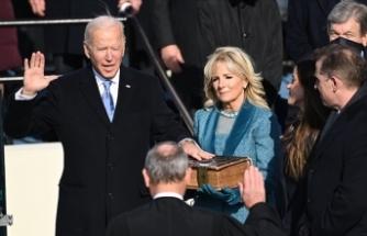 Başkanlığın ilk gününde Biden'a soğuk duş