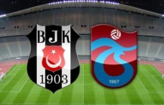 Beşiktaş-Trabzonspor derbisinin hakemi belli oldu