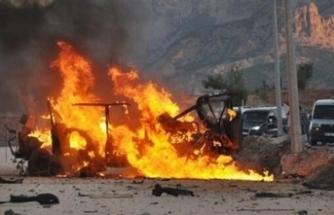 Bombalı saldırı: 6 polis yaralandı