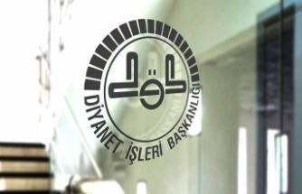 Diyanet'ten CHP Milletvekili Şimşek'in iddiasına yalanlama