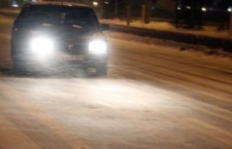 Doğu Anadolu'da kar ve tipi etkili oluyor