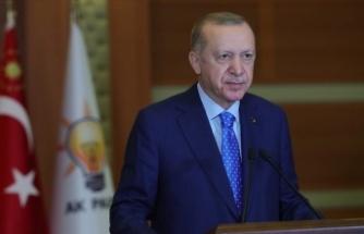 Erdoğan'dan esnaf ve sanatkarlara kredi taksit ödemelerinde erteleme müjdesi