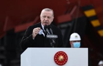 Erdoğan: TİHA üretiminde dünyanın ilk 3 ülkesi arasındayız