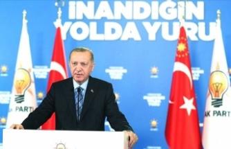 Erdoğan'dan Kılıçdaroğlu'na sert tepki: Bunun adı tam olarak beşinci kol faaliyeti